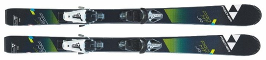 Горные лыжи Fischer Pro Mt Jr (18/19)