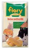 Лакомство для грызунов Fiory Biscottelli с морковью