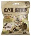 Комкующийся наполнитель Cat Step Tofu Original растительный 12 л