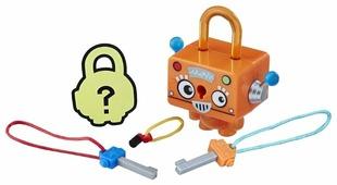 Фигурка Hasbro Lockstar Оранжевый робот E3103/E3207