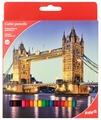 Kite цветные карандаши Города, 24 цвета (K17-055-2)