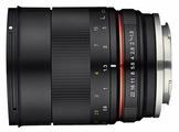 Объектив Samyang 85mm f/1.8 ED UMC CS Sony E