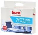 Набор Buro BU-W/D влажные салфетки+сухие салфетки 10 шт.
