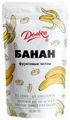 Чипсы Долька фруктовые Банан