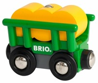 Brio Вагон с сеном, 33895