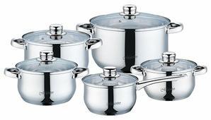 Набор посуды Maestro MR 2020-10 10 пр.