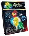 Набор для исследований Danko Toys Magic Crystal Нерукотворное искусство № 6 Elegant parrot