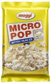 Попкорн Mogyi Micropop со вкусом сливочного масла в зернах, 100 г