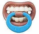 Пустышка силиконовая ортодонтическая Billy-BoB Thumb Sucker (1 шт)