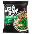 BIGBON Лапша рисовая по-вьетнамски с соусом Фо Бо Discovery 75 г