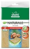 Губка кухонная Domi Naturale 2 шт