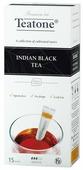 Чай черный Teatone Indian в стиках