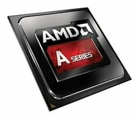 Процессор AMD A6 Godavari