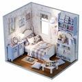 Dolemikki кукольный домик ZQW01