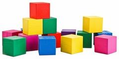 Кубики Томик Цветные 2323