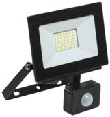 Прожектор светодиодный с датчиком движения 30 Вт IEK СДО 06-30Д (6500K)