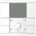 Таймер Schneider Electric Merten D-Life MTN5755-6035, белый