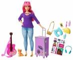 Кукла Barbie Дейзи с аксессуарами, 28.5 см, FWV26