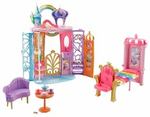 Barbie Радужный дворец FTV98