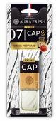 AURA FRESH Ароматизатор для автомобиля Prime Cap Men's Perfume №07 7 мл