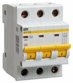 Автоматический выключатель IEK ВА 47-29М 2P (C) 4,5kA