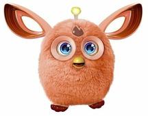 Интерактивная мягкая игрушка Furby Коннект