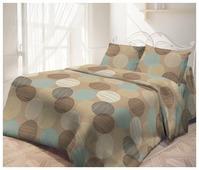 Постельное белье семейное Самойловский текстиль Капучино 70 х 70 см бязь