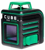 Лазерный уровень ADA instruments CUBE 360 Green Professional Edition (А00535)