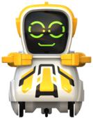 Интерактивная игрушка робот Silverlit Pokibot Квадратный