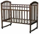 Кроватка Антел Алита-2 (колесо) (качалка)