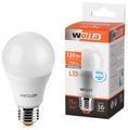 Лампа светодиодная Wolta 25S, E27, A60, 15Вт