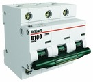 Автоматический выключатель DEKraft ВА-201 3P (D) 10kA