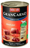 Корм для собак Animonda GranCarno Original говядина 400г
