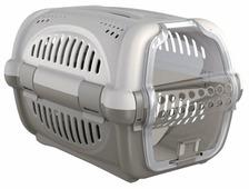 Переноска-клиппер для кошек и собак Georplast Rhino 35х51х33 см