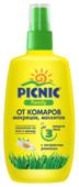 Спрей Picnic Family от комаров с экстрактом ромашки