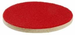 Полировальный круг на липучке Hammer 227-018 125 мм 1 шт