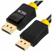 Кабель GreenConnect DisplayPort v1.2 (GCR-DP2DP) 3 м