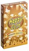 Попкорн Happy Corn Сливочная карамель в коробке в зернах, 100 г