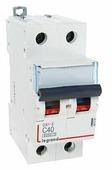 Автоматический выключатель Legrand DX3-E 2P (С) 6kA