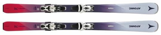 Горные лыжи ATOMIC Vantage X 74 W (18/19)