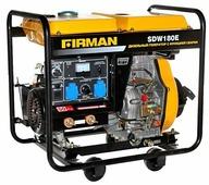 Дизельный генератор Firman SDW 180E (4000 Вт)