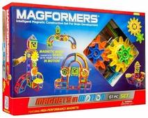 Магнитный конструктор Magformers Magnets in Motion 63205-61