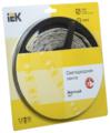Светодиодная лента IEK LED LSR-5050Y30-7.2-IP65-12V 5 м
