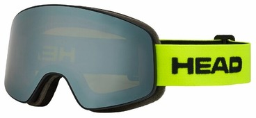 Маска горнолыжная Head Horizon Race + Sparelens Unisex White/Lime / 390018