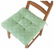 Подушка на стул Guten Morgen Горох, 40 x 40 см