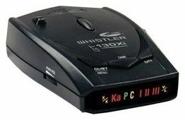 Радар-детектор Whistler GT-130Xi