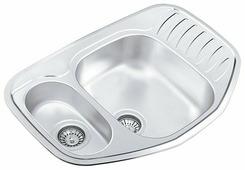 Врезная кухонная мойка UKINOX Comfort CO 776.507 15 GT
