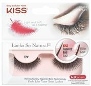 Kiss накладные ресницы Looks so Natural Shy