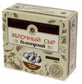 Пастила Вологодская мануфактура Сыр яблочный вологодский с вяленой грушей 300 г