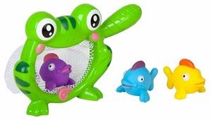 Набор для ванной BONDIBON Лягушка-сачок (ВВ1914)